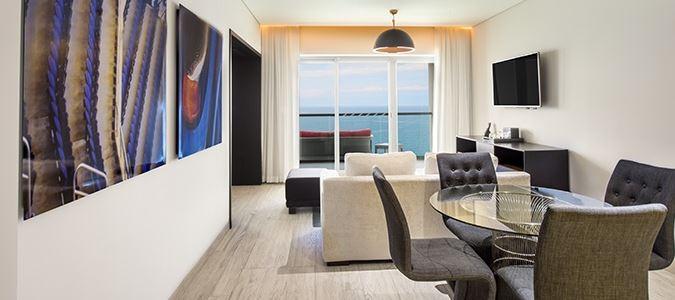 Master Suite Oceanfront