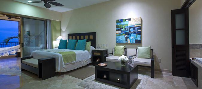 One Bedroom Suite Oceanfront