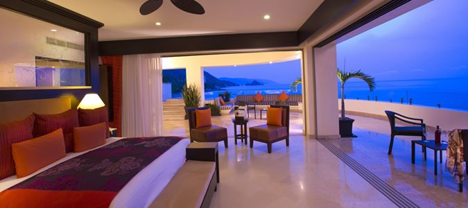 Oceanfront Penthouse