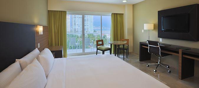 Partial Oceanview Guestroom