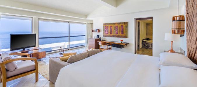 Main One Bedroom Plunge Pool Suite