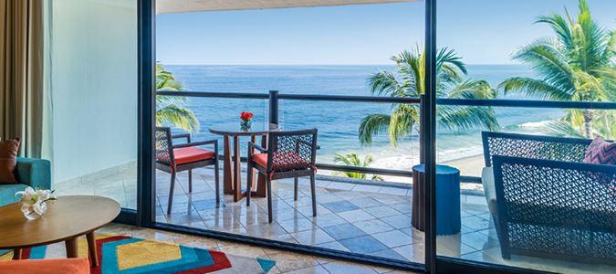 Club Level Oceanview Suite