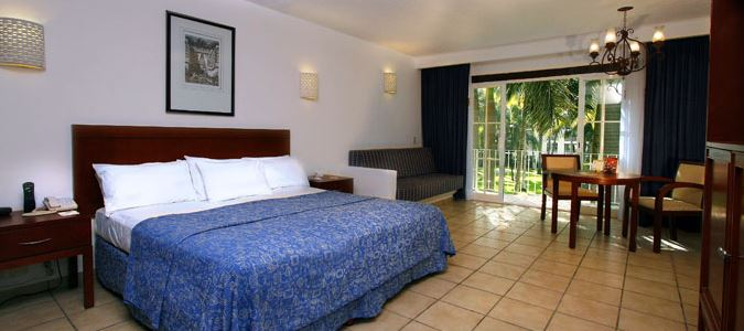 Aquaduct Resort Guestroom