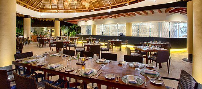 Mozza Mare Restaurant