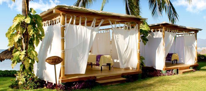 Spa Cabanas