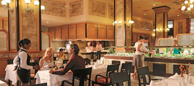 La Peninsula Restaurant