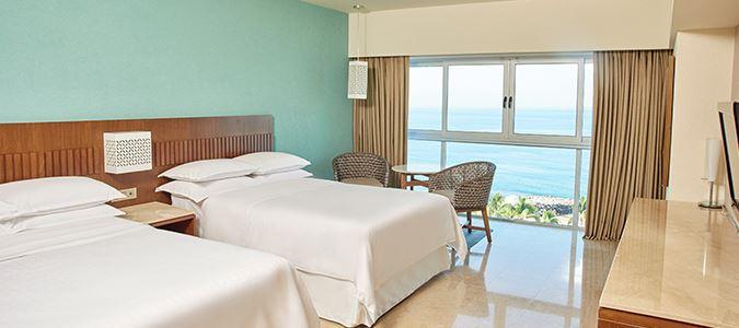 Oceanfront Terrace Guestroom
