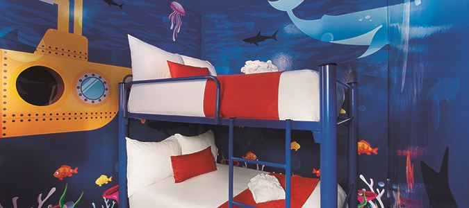 Deluxe Family Kids Suite