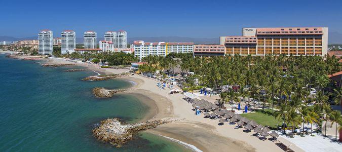 Aerial of Resort