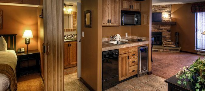 Colorado Suite with Spa