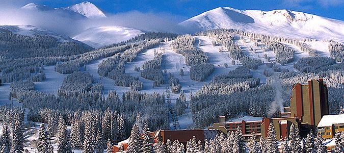 Exterior and Breckenridge Mountain