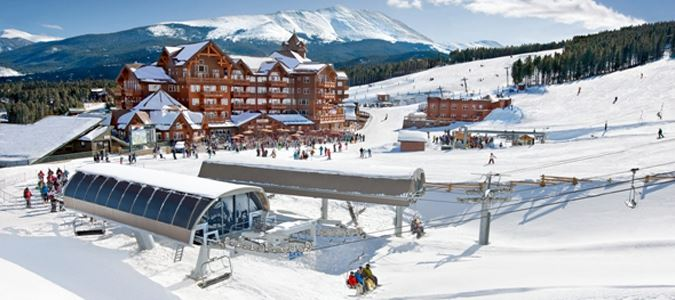 Exterior and Ski Lifts