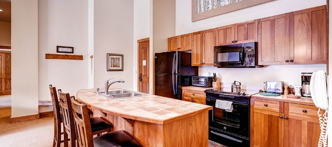 Condo Kitchen