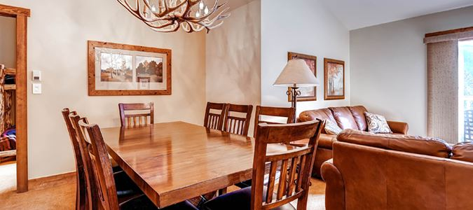 Condo Dining Table
