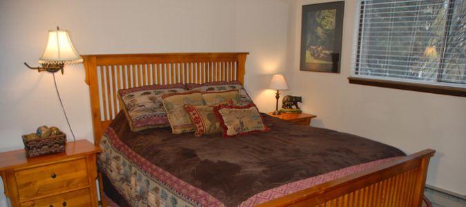 Condo Master Bedroom