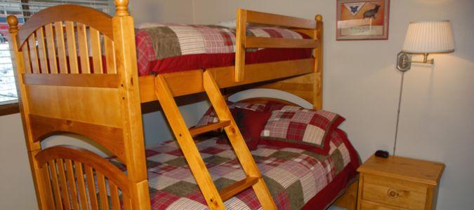 Condo Second Bedroom