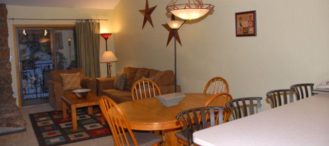 Condo Dining Area