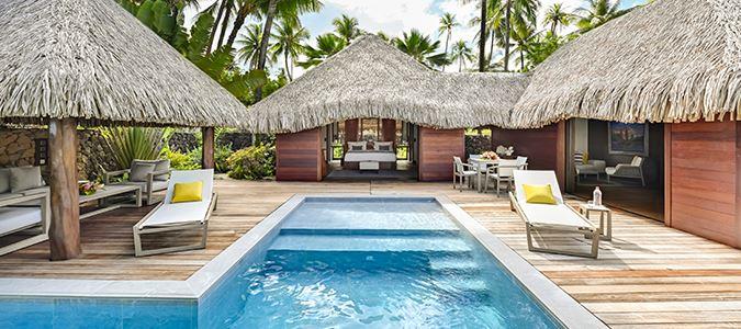 Royal Pool Beach Villa