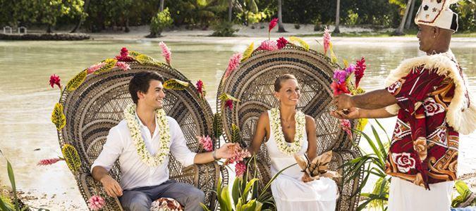 Tahitian Weddings