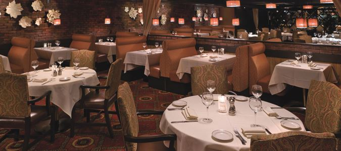 The Steakhouse at Circus