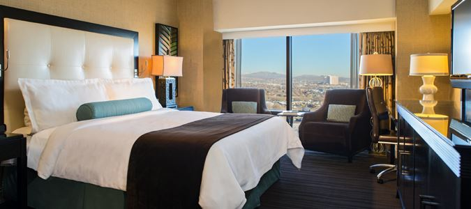Luxury Tower Guestroom