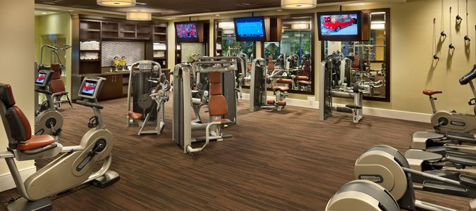 Cardio Theater and Fitness Center