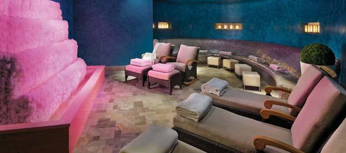 Spa Atlantis - Brine Inhalation and Light Therapy Lounge