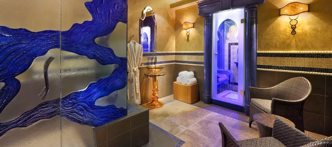 Spa Atlantis - Rasul Suite