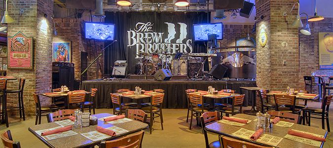 The Brew Brothers Restaurant and Bar