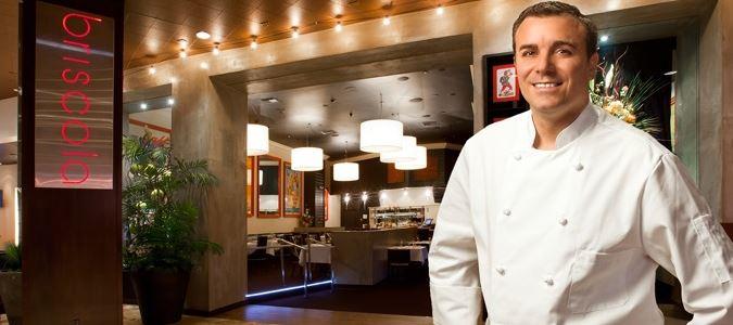 Briscola Italian Restaurant with Chef Massimo Riggio