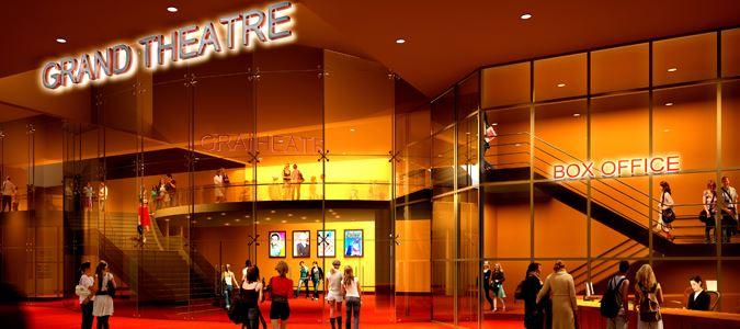 Grand Theatre Rendering