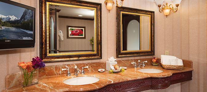 Tuscany Suite Bath