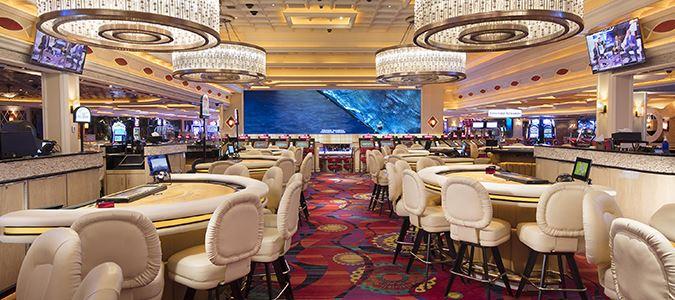 Casino Main Pit