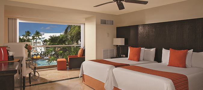 Sun Club Pool View Guestroom
