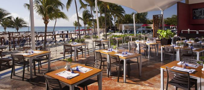 Oriola Beach Club Grill