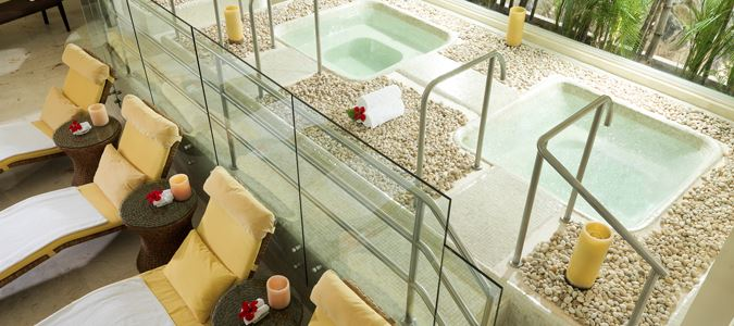 Spa Hydrotherapy Pools