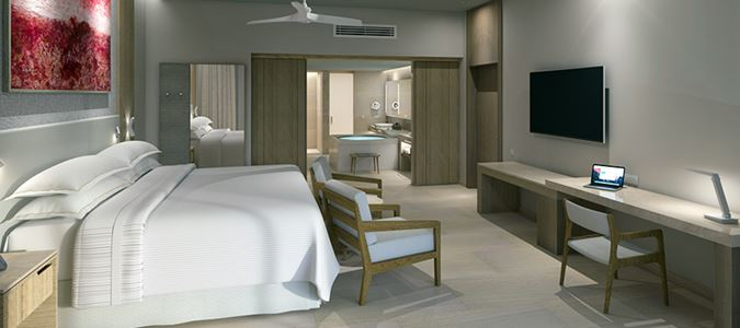 Governor Suite Rendering