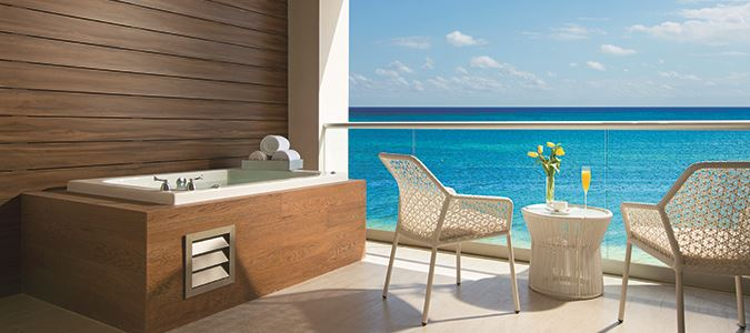 Allure Junior Suite Oceanfront