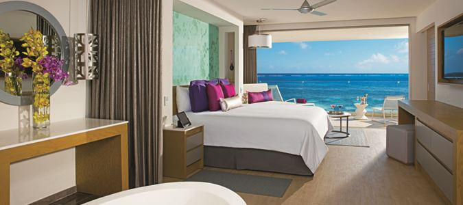 Xhale Club Master Suite Oceanview