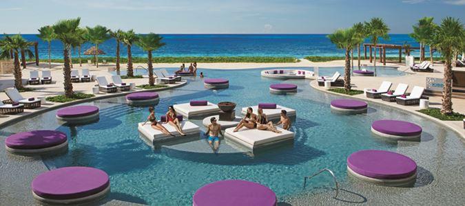 Xhale Club Pool