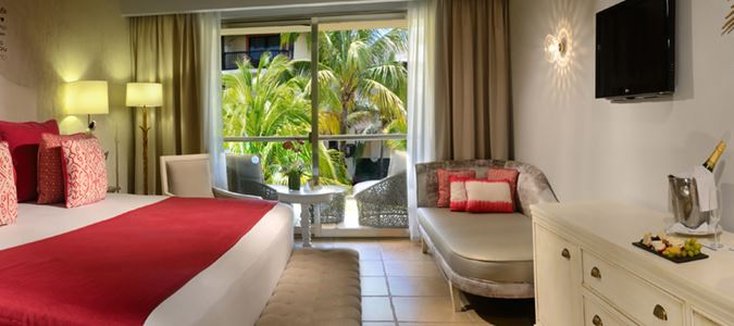 Privileged Romance Guestroom
