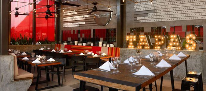 Terrace Tapas Restaurant