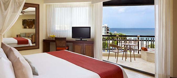 Preferred Club Oceanview Guestroom