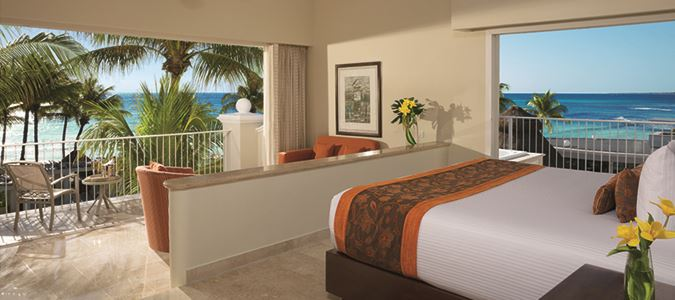 Preferred Club Honeymoon Suite Oceanview