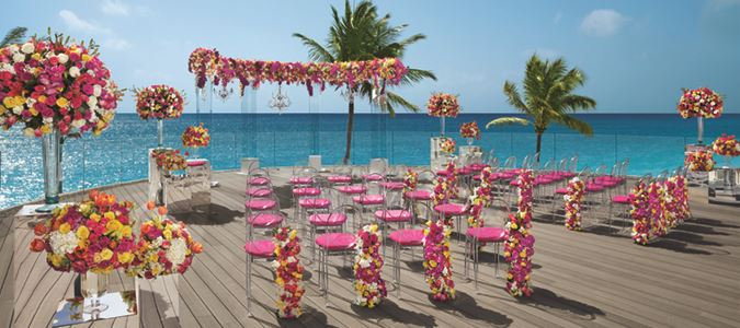 Terrace Weddings