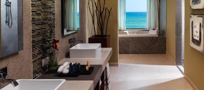 Oceanfront Three Bedroom Suite
