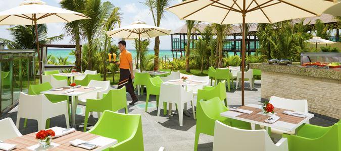 Palms Gourmet Terrace