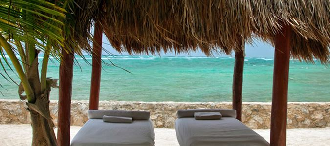Spa Cabana