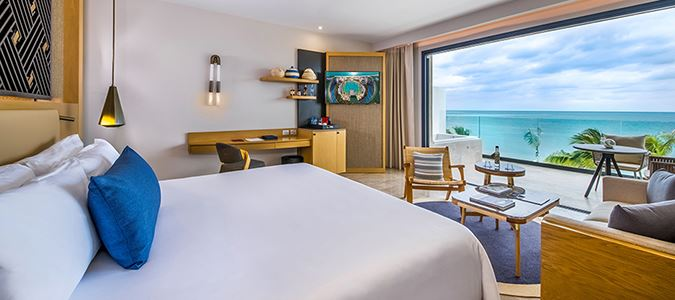 Serenity Club Junior Suite Oceanfront