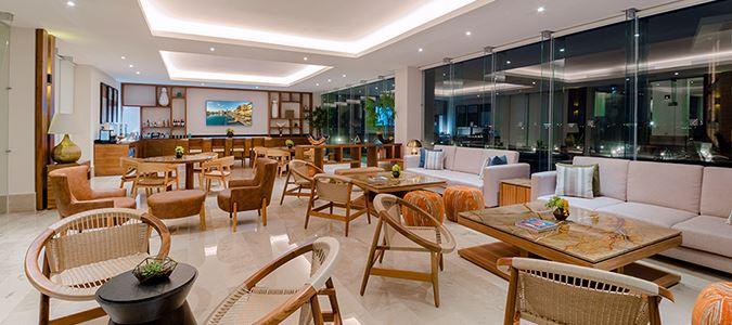 Serenity Club Lounge